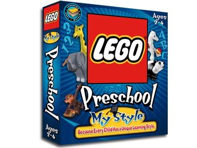 Lego My Style Preschool