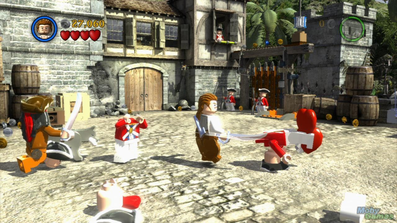 рио пираты игра