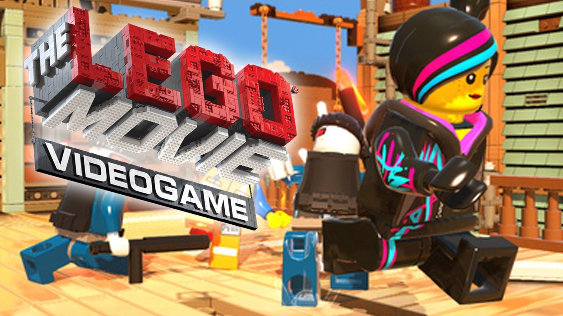 Игра Лего Фильм (The Lego Movie Videogame)