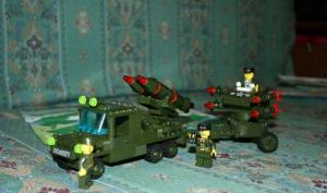 Военная машина Брик