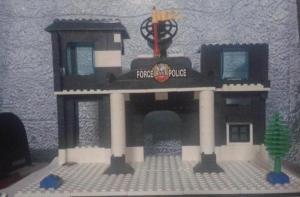 Полицейский участок Лигао