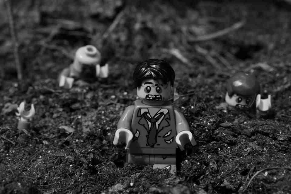 Зомби Лего