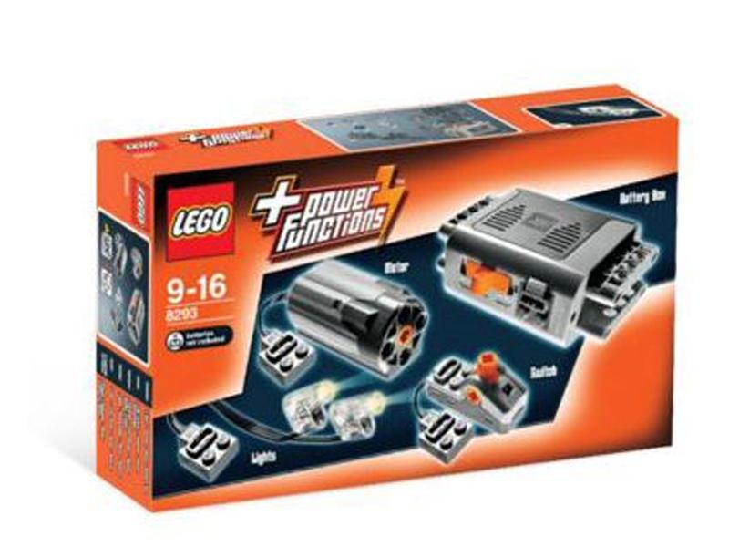 Лего 8293