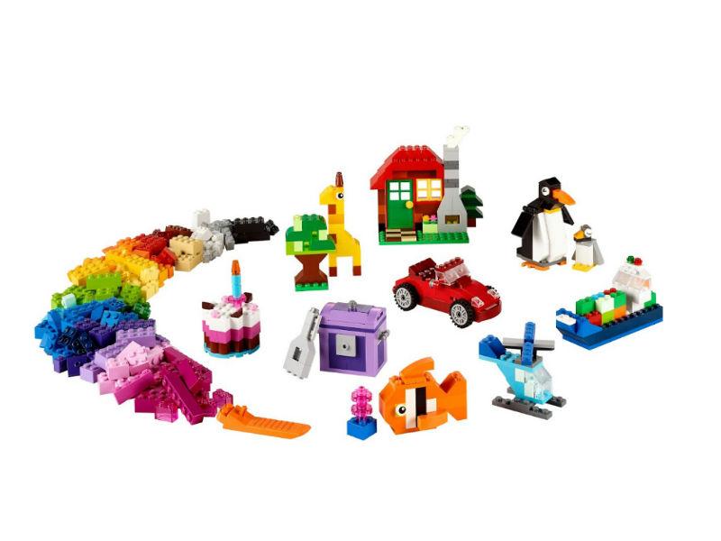 Lego 10695 инструкция