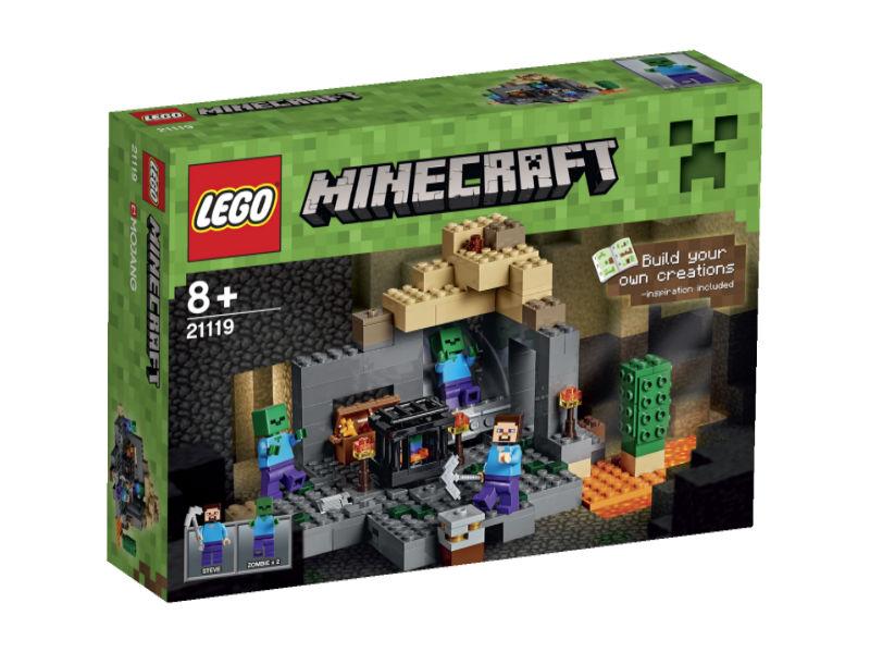 Лего 21119