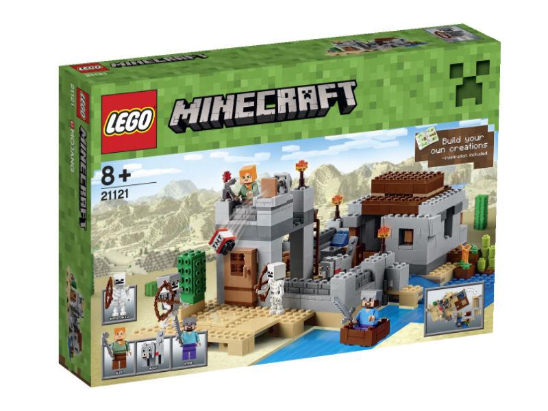 Лего 21121