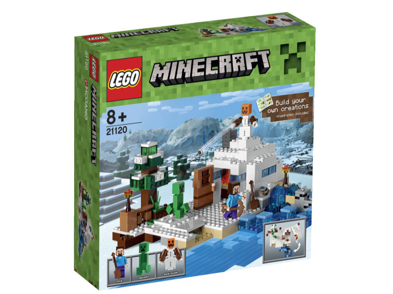 Лего 21120