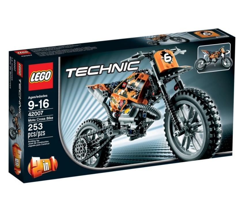 Лего 42007