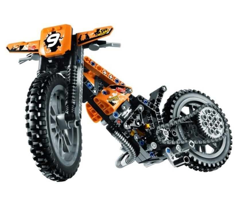 Лего Мотоцикл Инструкция