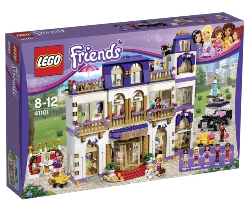 Лего Френдс 41101 Инструкция По Сборке - фото 2