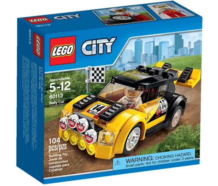 Лего сити 60113 инструкция