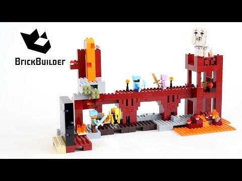 Лего 21122
