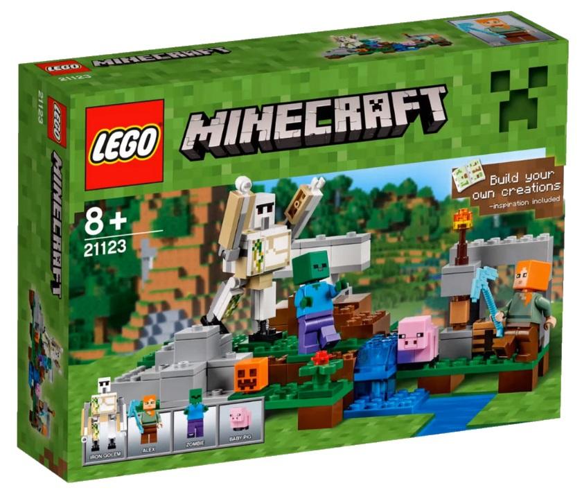 Лего 21123