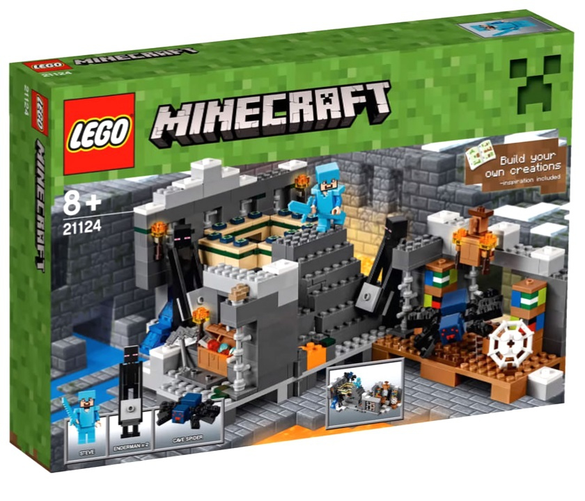 Лего 21124