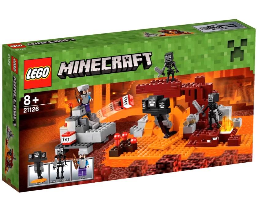 Лего 21126