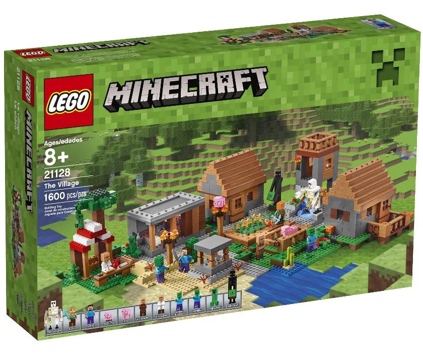 Лего 21128