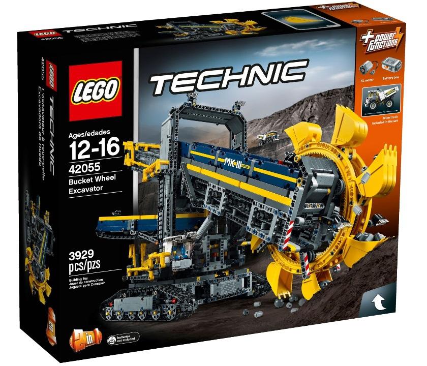 Лего 42055