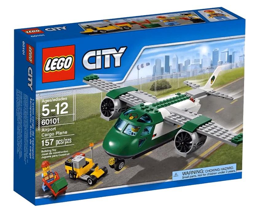 Лего сити инструкция грузовой самолет в