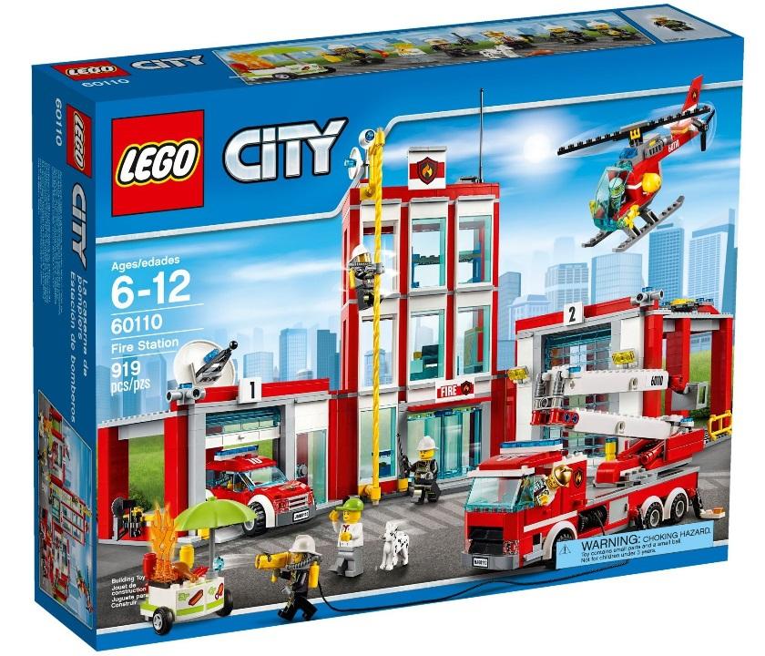 Лего пожарная машина инструкция скачать