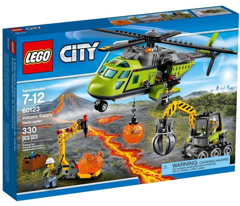 Лего 60123