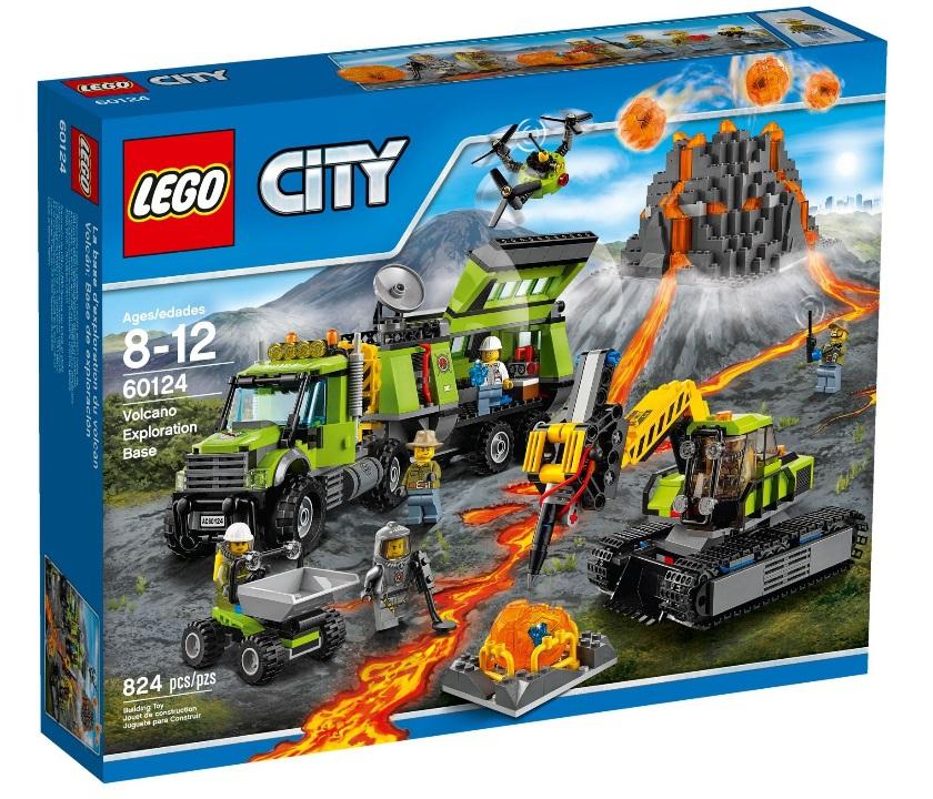 Лего 60124