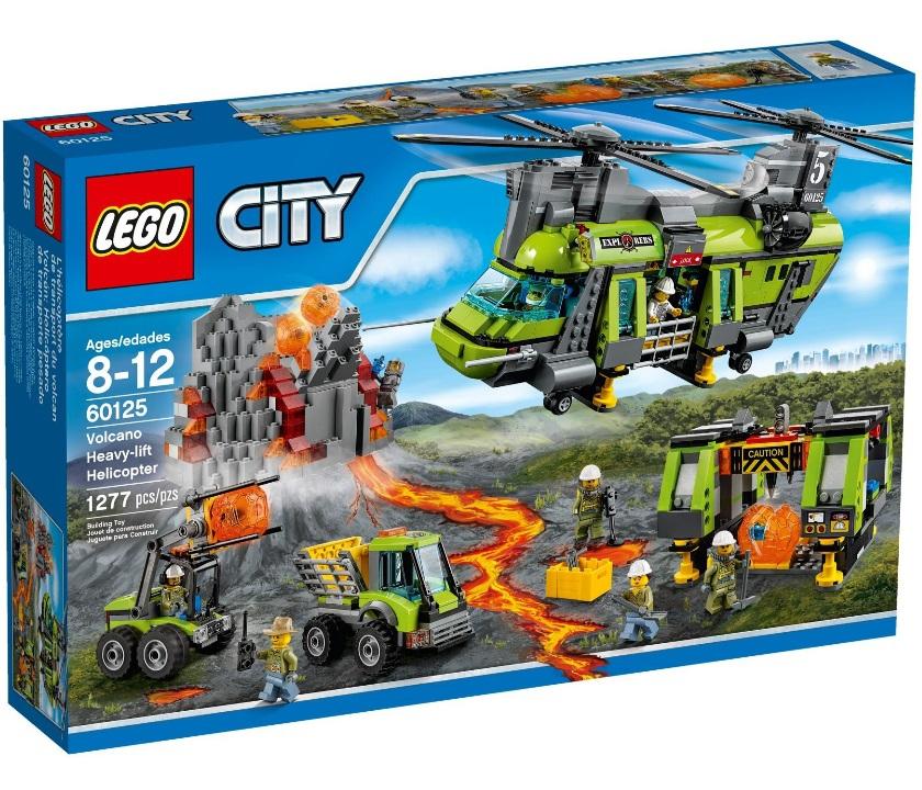Лего 60125