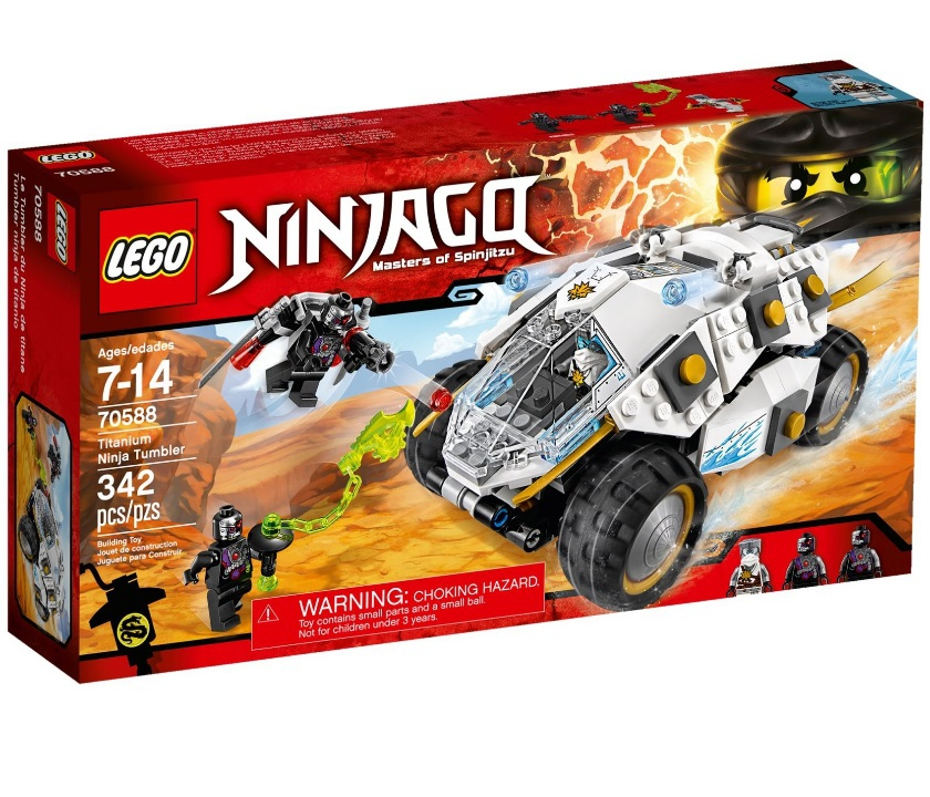 Лего 70588