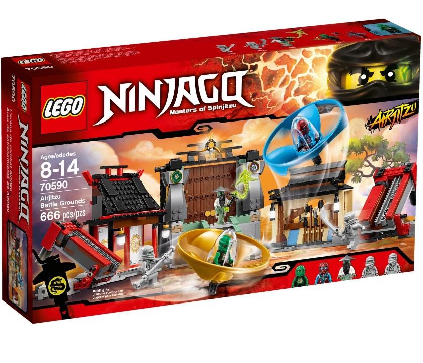 Лего 70590