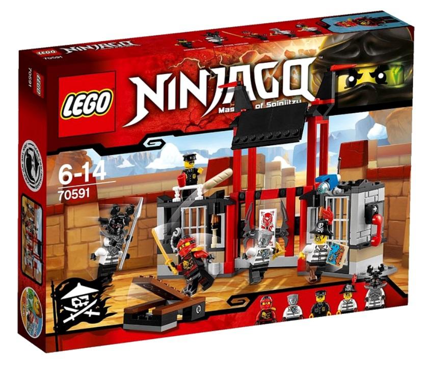 Лего 70591
