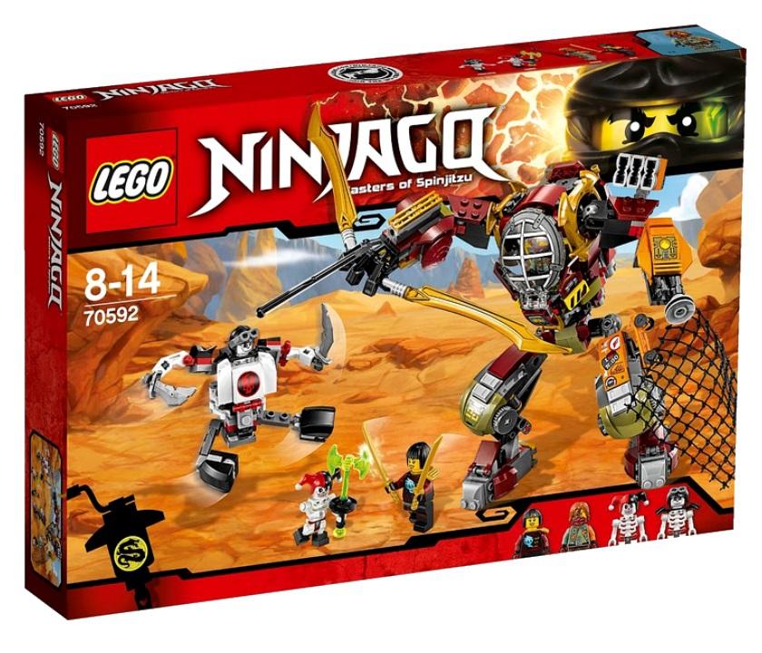 Лего 70592