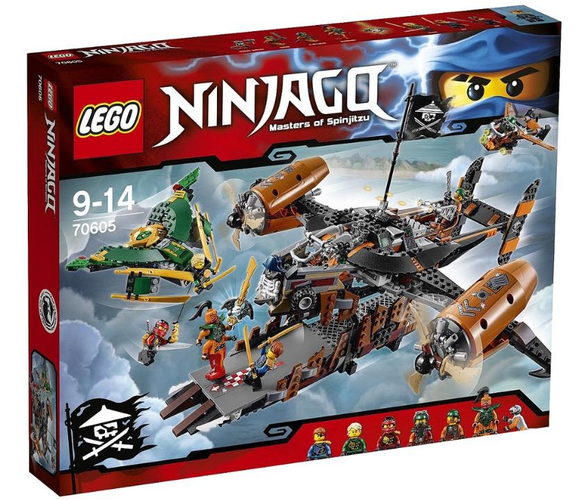 Лего 70605
