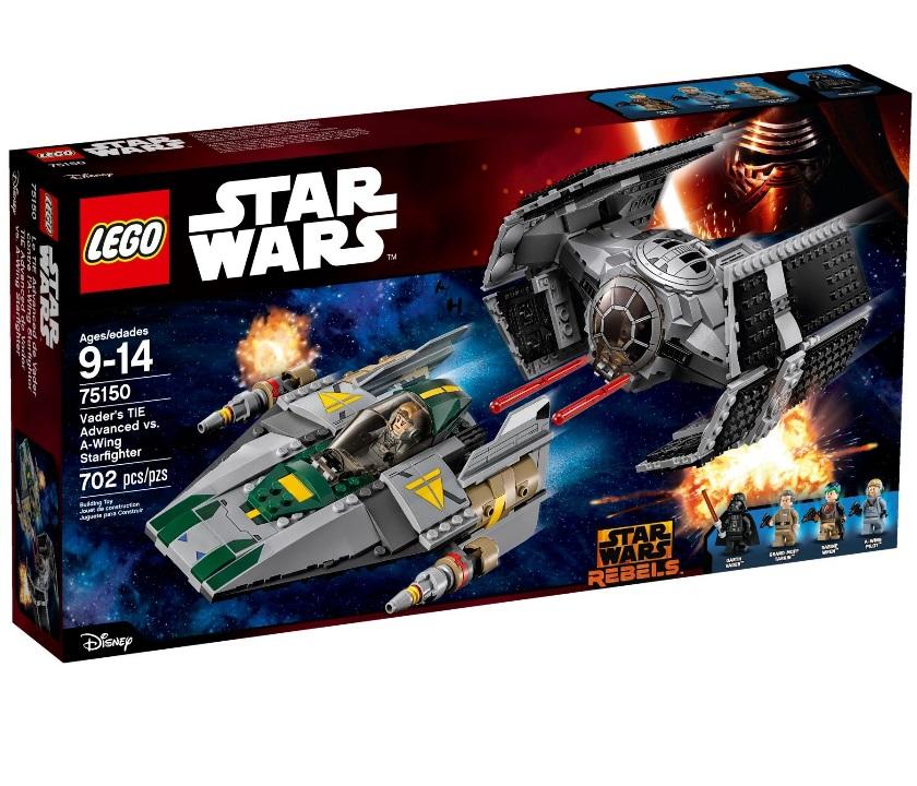 Лего 75150