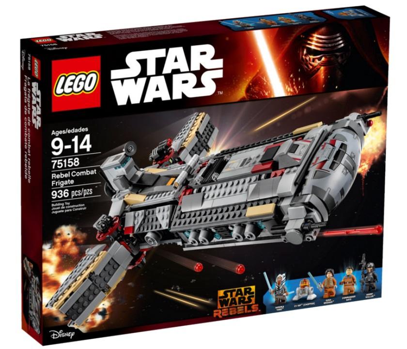 Лего 75158