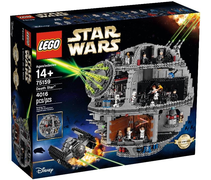 Lego звезда смерти инструкция. Сборка лего 10188.