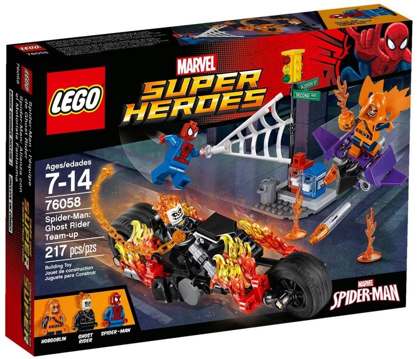 Лего 76058