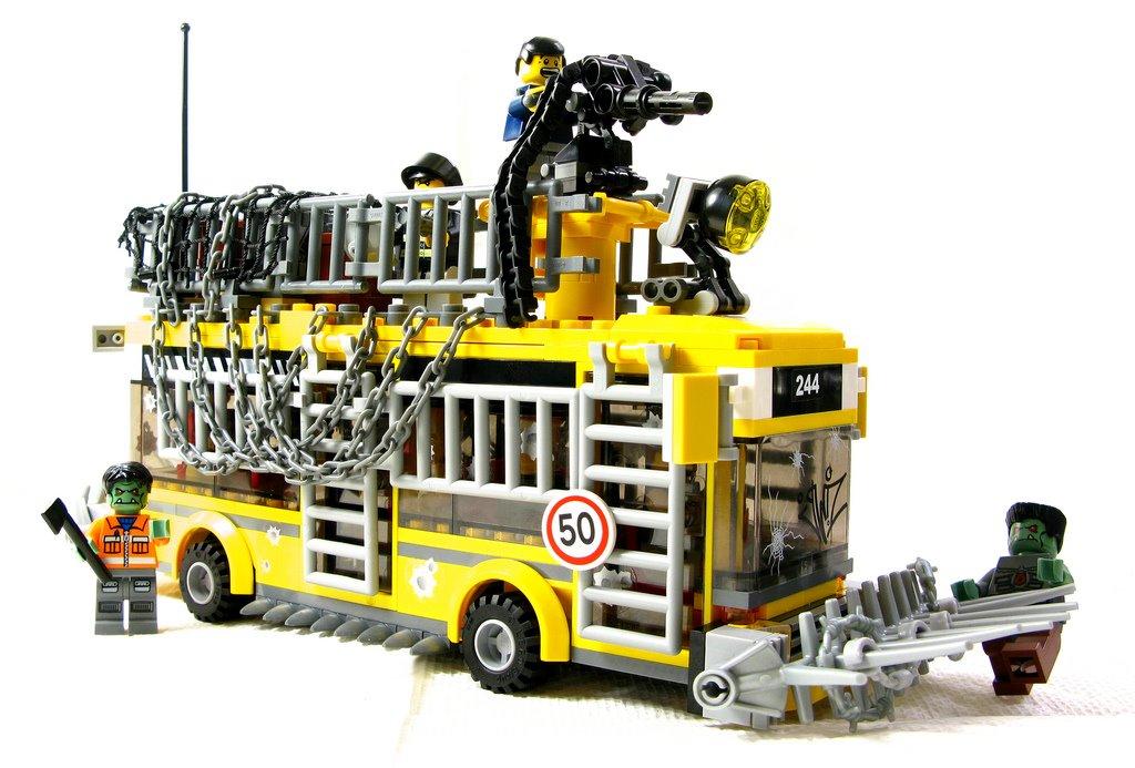 Зомби Апокалипсис Лего Скачать Игру - фото 2
