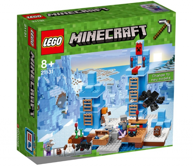 Лего 21131