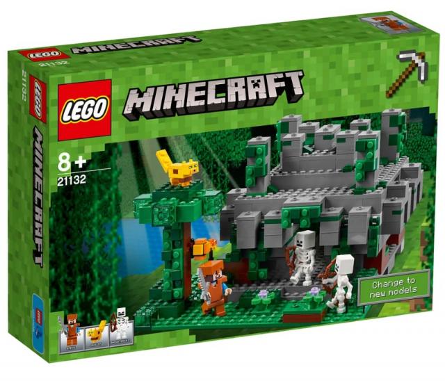 Лего 21132