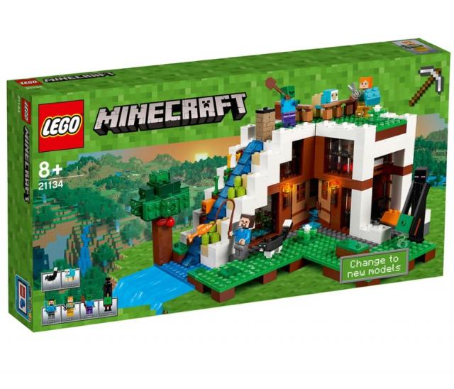Лего 21134