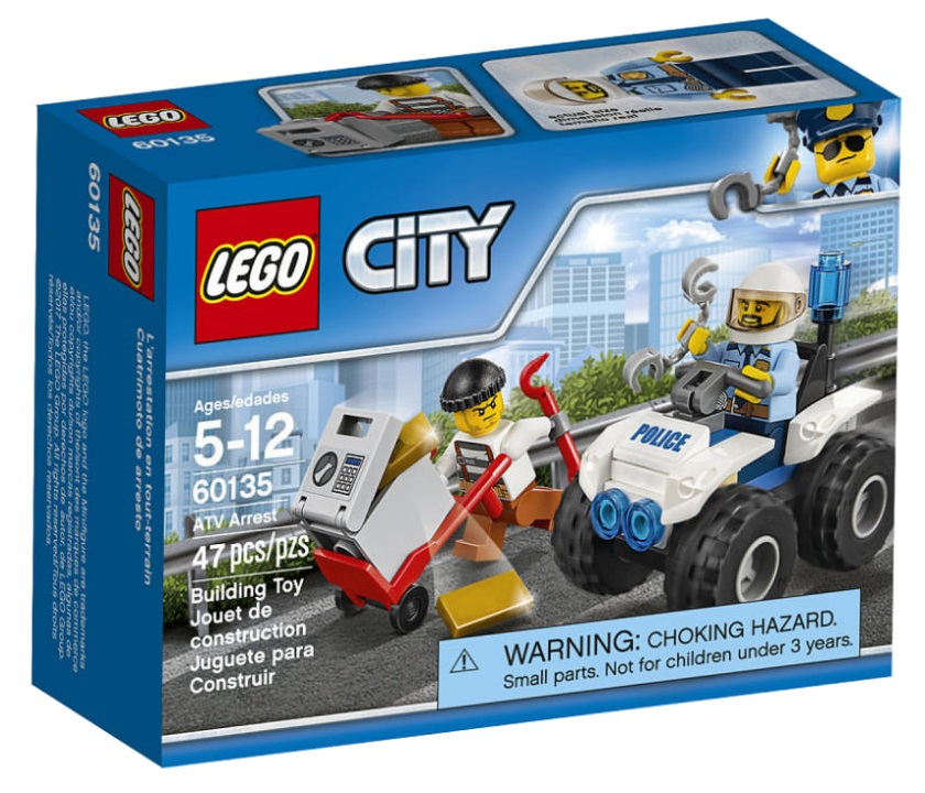 Лего 60135
