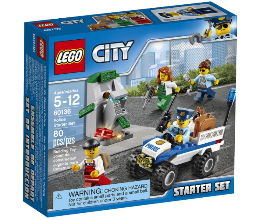 Лего 60136