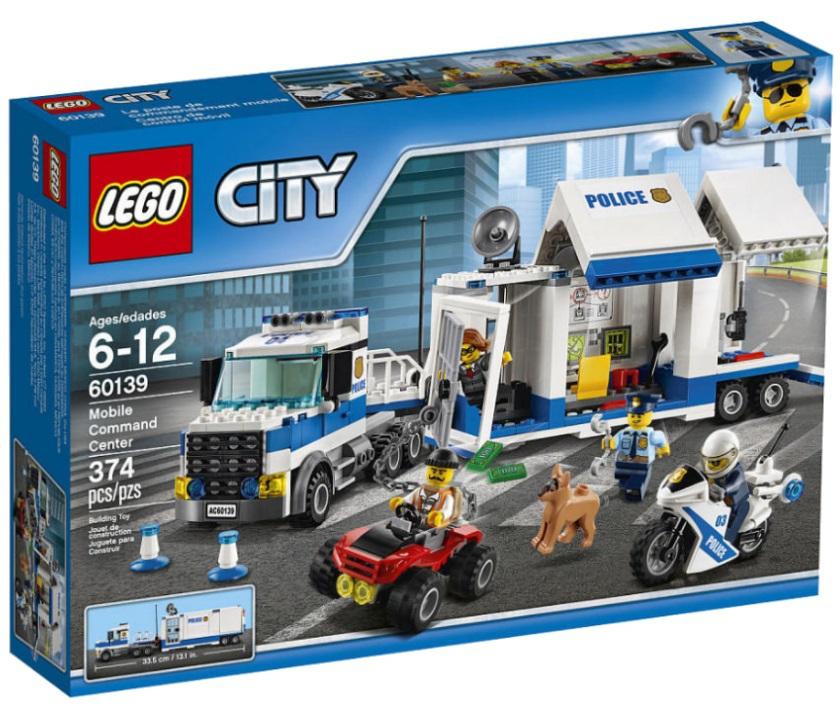 Лего 60139
