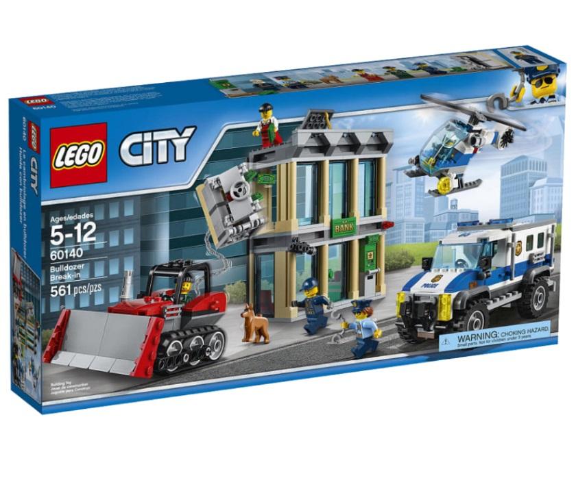 Лего 60140
