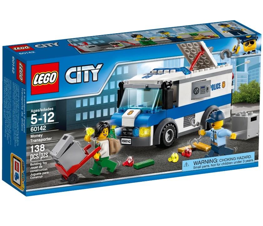Лего 60142