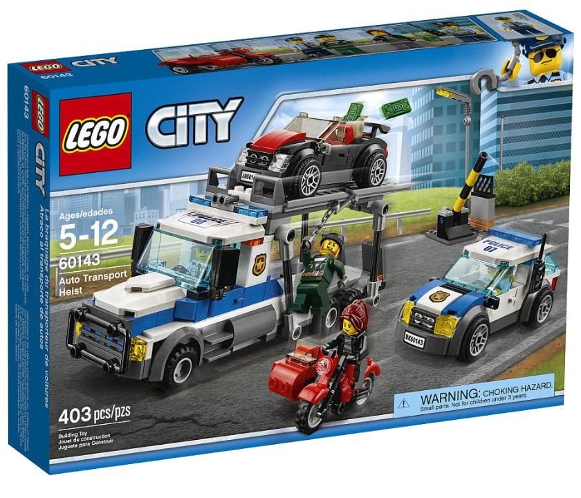 Лего 60143