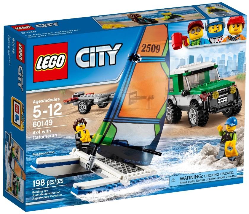 Лего 60149