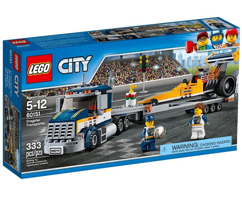 Лего 60151