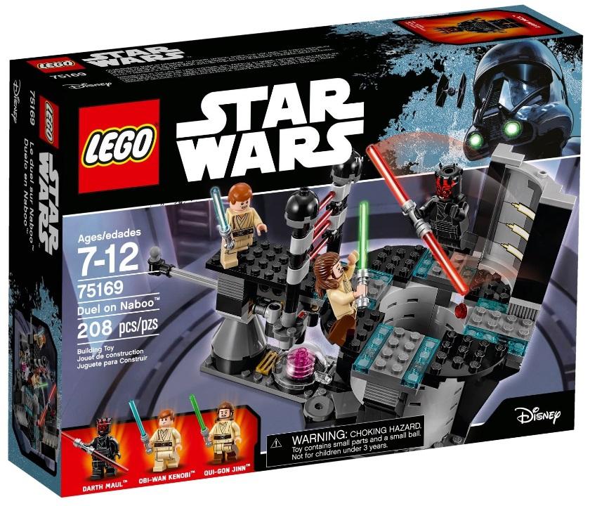 Лего 75169