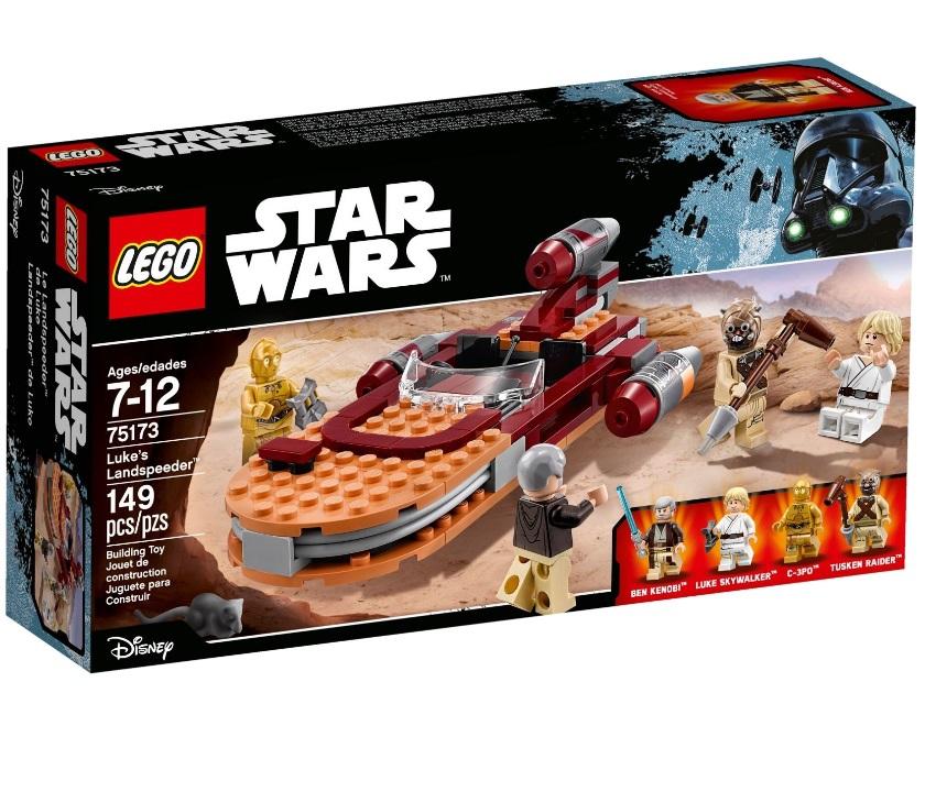 Лего 75173