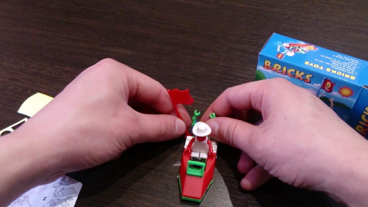 Аналоги Лего — конструктор Realise Bricks